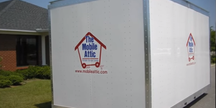 "75: ""To pursue your calling, be too stupid to quit!"", says Mobile Attic Self-Storage owner Jeff Stallings"